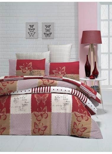 Komfort Home Tek Kişilik Polycotton Nevresim Takımı (Butterfly) Renkli
